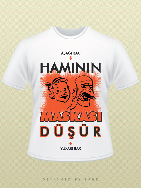 T-Shirt Design by NamfloW