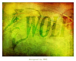 Wolf Typo by NamfloW