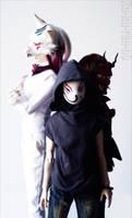 Masked by subarud