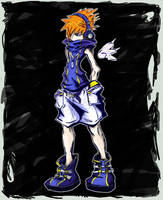ThE WorLD EnDs WiTh YoU - Neku by Emi-zone