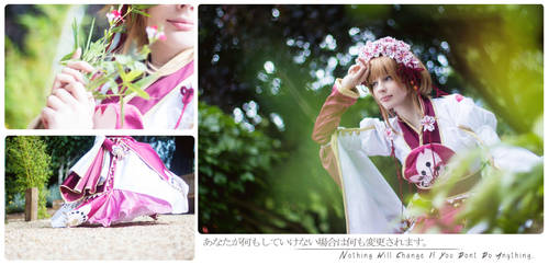 Sakura-hime | Tsubasa by Emi-zone
