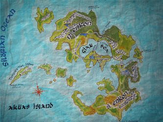 The Akuas Island Enhanced by mpcotk