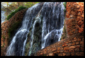 WaterFall by quo-fata-ferunt
