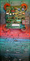 Circuit Maze by peggymintun