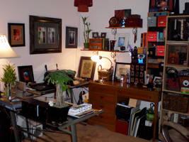 Studio 1 by peggymintun