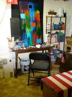 Studio 2 by peggymintun