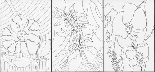 Flowering Memories by peggymintun