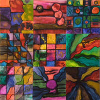 Stained Glass by peggymintun