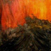 Turbulent Ocean by peggymintun