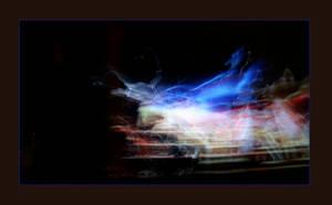 Blur Four by peggymintun