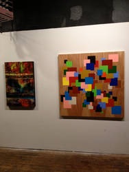 CLS at CAC Art - 1 by peggymintun