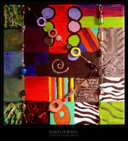 Echoes Of Beads 1 by peggymintun