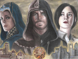 Assassin's Creed Movie by MayTheForceBeWithYou