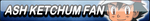 Ash Ketchum Fan Button by Wildcat1999