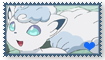 Snowy/Shiron Fan Stamp by Wildcat1999