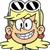 Leni Smiling Emoticon