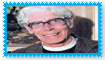 Reverend Wilbert Awdry Fan Stamp by Wildcat1999