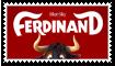 Ferdinand Fan Stamp by Wildcat1999