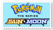 Pokemon Sun and Moon Anime Fan Stamp by Wildcat1999