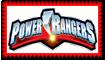 Power Rangers Fan Stamp by Wildcat1999
