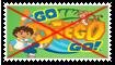 Anti Go Diego Go Stamp by Wildcat1999