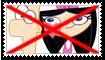 Anti Ferb X Isabella Stamp by Wildcat1999