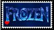 Frozen Fan Stamp by Wildcat1999