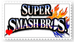 Super Smash Bros Fan Stamp by Wildcat1999