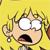 Lori Shocked Emoticon