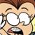 Luan Shocked Emoticon