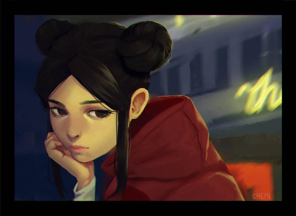 Morgana by Chemi-ckal