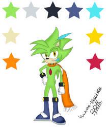 B-Day Gift - Aurorathehedgehog132 by Vulkano-Hedgehog