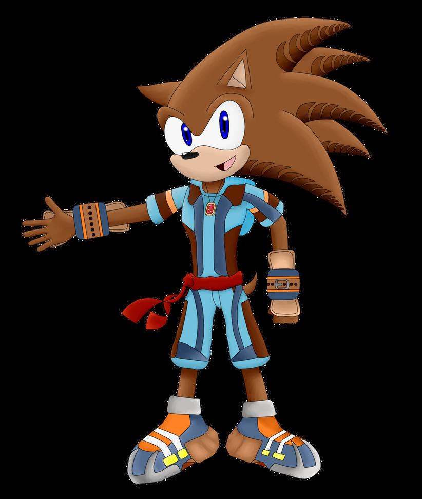 My Sonic FC! ^^ 100% by Vulkano-Hedgehog