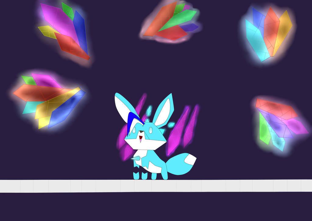 The Little Syron Fox (Happy Birthday) :D by Vulkano-Hedgehog
