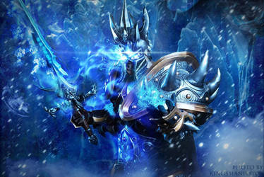 The Lich King cometh by Dezelith