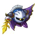 SSBB Meta Knight Sprite by VegaColors
