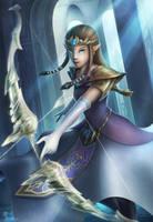 The Royal Princess by VegaColors