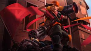 Blast Zone Jinx by VegaColors