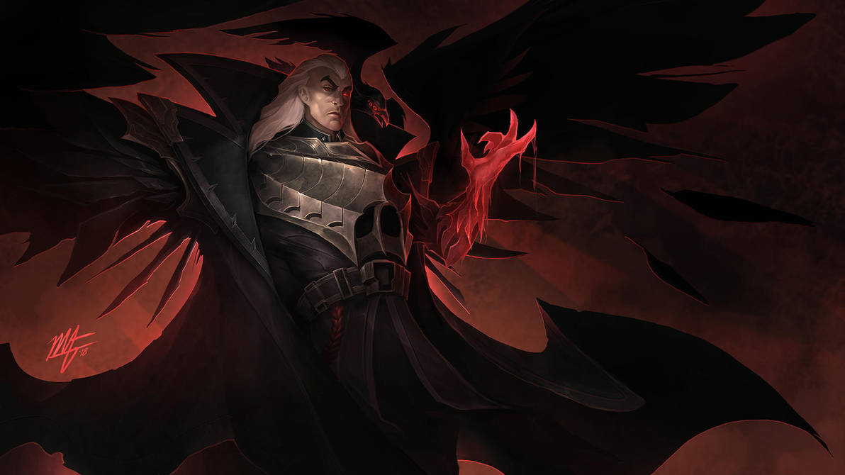 Swain by VegaColors