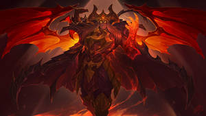 Dragon Master Swain by VegaColors