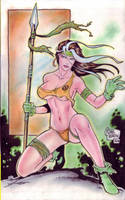Savage Rogue (#1) by Rodel Martin by VMIFerrari