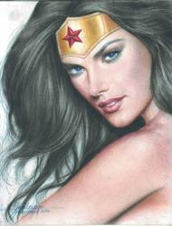 Wonder Woman (#8) by Jun De Felipe by VMIFerrari