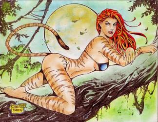 Tigra (#17) by Rodel Martin by VMIFerrari