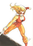 Cheetara (Thundercats) (#1) by Scott D. by VMIFerrari