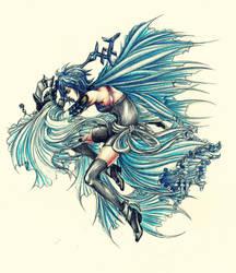 Aqua by Murdersushi