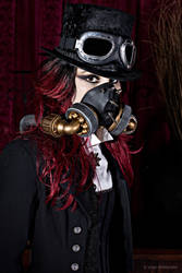 Steam Punk II by gregd-photography