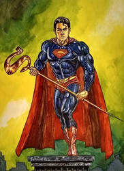 Tril Superman by nirs0126