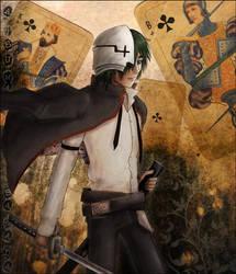 Atsuma - vizard by kuniklo