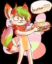 Sandwich by Caia-Mei