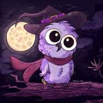 Night Owl by Caia-Mei